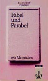 Fabel und Parabel