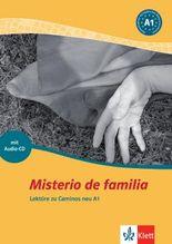 Misterio de familia + Audio-CD