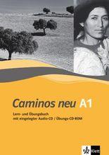 Caminos / Lern-und Übungsbuch mit Audio-CD/Übungs-CD-ROM