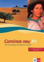 Lehr- und Arbeitsbuch A1, m. 3 Audio-CDs