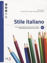 Stile italiano (B2). Kurs- undÜbungsbuch + Audio-CD