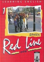Red Line New - Bayern / Schülerbuch 1