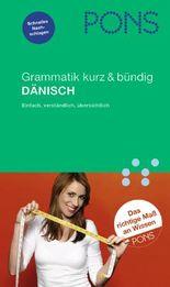 PONS Grammatik kurz & bündig Dänisch
