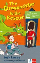 The Dragonsitter to the Rescue: Lektüre + Klett-Augmented (Klett English Readers)