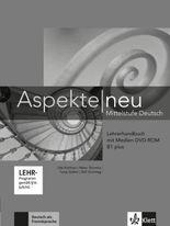 Aspekte / Lehrerhandbuch mit digitaler Medien-DVD-ROM B1+
