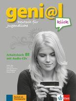 geni@l klick / Arbeitsbuch mit Audio-CDs B1