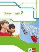 Green Line / Schülerbuch 6. Klasse