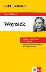 """Lektürehilfen Georg Büchner """"Woyzeck"""""""