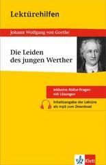 """Lektürehilfen Johann Wolfgang von Goethe """"Die Leiden des jungen Werthers"""""""