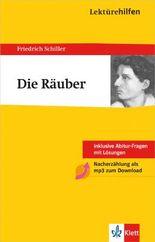 """Lektürehilfen Friedrich Schiller """"Die Räuber"""""""