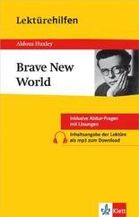 "Lektürehilfen Aldous Huxley ""Brave New World"""