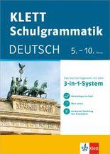 Klett-Schulgrammatik