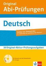 Original Abi-Prüfungen Deutsch