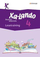 Xa-Lando - Lernen als Abenteuer. Deutsch- und Sachbuch für die Grundschule / Xa-Lando - Deutsch- und Sachbuch