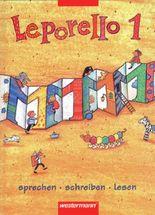 Leporello 1 - Allgemeine Ausgabe 1998