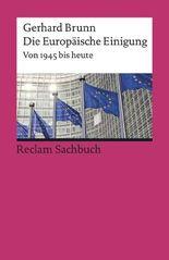 Die Europäische Einigung