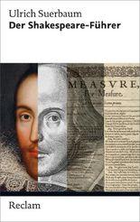 Der Shakespeare-Führer (Reclam Taschenbuch)
