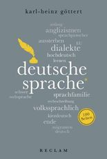 Deutsche Sprache. 100 Seiten