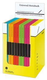 Reclams Universal-Notizbuch (12 Exemplare in Box)