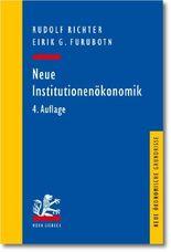 Neue Institutionenökonomik