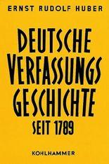 Dokumente zur deutschen Verfassungsgeschichte