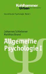 Allgemeine Psychologie. Bd.1