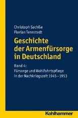 Geschichte der Armenfürsorge in Deutschland