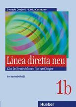 Linea diretta neu 1b. Ein Italienischkurs für Anfänger / Linea diretta neu 1b