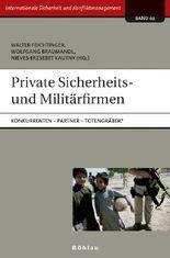 Private Sicherheits- und Militärfirmen