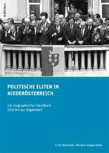 Politische Eliten in Niederösterreich