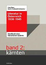 Literatur in Österreich 1938-1945 Gesamtwerk / Literatur in Österreich 1938-1945