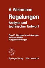 Regelungen - Analyse und technischer Entwurf