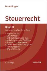 Grundriss des Österreichischen Steuerrechts - Band II (broschiert)