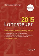 Lohnsteuer 2015