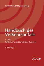 Handbuch des Verkehrsunfalls / Teil 6 - Zivilrecht