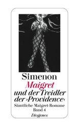 Maigret und der Treidler der 'Providence'
