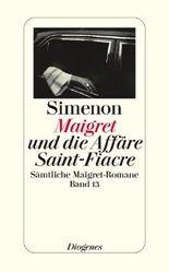 Maigret und die Affäre Saint-Fiacre