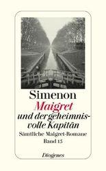 Maigret und der geheimnisvolle Kapitän