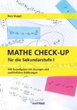Mathe Check-up für die Sekundarstufe I