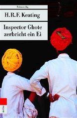 Inspector Ghote zerbricht ein Ei