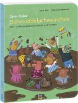 Zehn kleine Schmuddelschweinchen / Zehn kleine Knuddelschweinchen