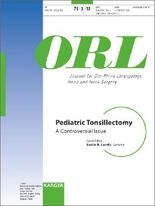 Pediatric Tonsillectomy