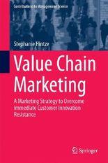 Value Chain Marketing