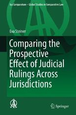 Comparing the Prospective Effect of Judicial Rulings Across Jurisdictions