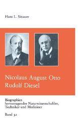 Nicolaus August Otto Rudolf Diesel