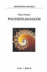 Politikfeldanalyse