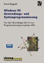 Windows 95 Anwendungs- und Systemprogrammierung