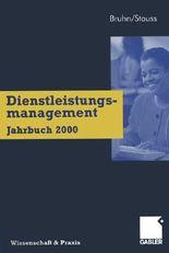 Dienstleistungsmanagement Jahrbuch 2000