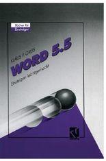 Word 5.5