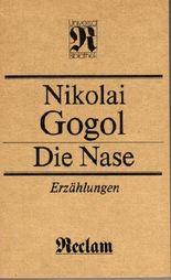 Die Nase. Erzählungen Reclam